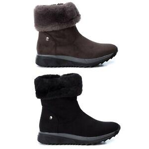 XTI Mujer Botines Botas Zapatos 22029