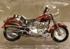 Vintage 2004  Maisto Harley Davidson/Reward Center/2002 FLSTF Fat Boy