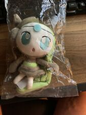 "7"" Meloetta (Aria Forme) Poke Doll Standard # 648 Pokemon Center Plush Toys"