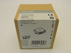 LeGrand Arteor BUS Contact Interface for Lighting Automation My Home (Lot of 5)*