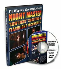 Night Master - Low Light Shooting Techniques (DVD) pistols/handguns/holsters/