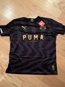 Puma  [656503-01] Mens Puma Psychedelic Jersey Sz XL BNWT
