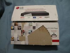 LG BP350 Wireless Streaming Blu-Ray Disc/DVD Player  with Wi-Fi