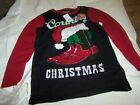 NWT Light Up Adults Country Christmas Sweater Size M & XL Couples? by Ugly Chris