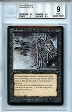 Magic the Gathering WOTC MTG Legends Darkness BGS 9 Mint card 2921
