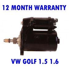 VW GOLF 1.5 1.6 1974 1975 1976 1977 1978 1979 1980 - 1990 STARTER MOTOR