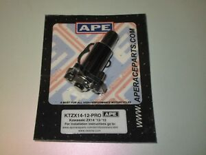 Kawasaki ZZR1400 '12 on APE Manual Camchain Tensioner. Pro Series. KTZ14-12PRO