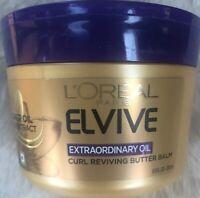 L'Oréal Paris Elvive Extraordinary Oil Curl Reviving Butter Balm 8.5 fl. oz.