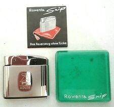 Vintage Rowenta Snip Lighter Adler Industries Advertising Brand New never fired.