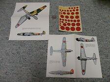 Esci decals 1/72 Kawasaki Ki-61l A6M2 Zero-Sen    variants N150