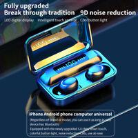 inalámbricos Bluetooth 5.0 impermeables TWS Auricular Estéreo para iPhone Huawei