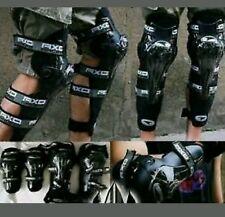 Biking Elbow & Knee Guard- Set Of 4 Pcs - AXO Riding Gear for Bikers.
