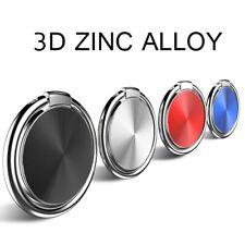 Luxury Mobile Phone Socket Holder Metal Ring Expanding Finger Pop Mount Grip Cut