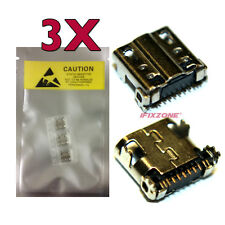 3 X New USB Charging Sync Port Charger For Samsung Galaxy S4 E250 E300 E330 USA
