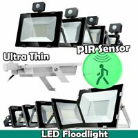10W-100W LED Flood Light Wall Lamp Security Outdoor Floodlight IP65 Waterproof