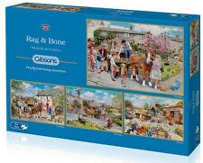 Bone 500 - 749 Pieces Jigsaws & Puzzles