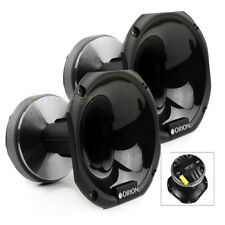 "2 Pack Orion 600 W Watt Max Power 1.75"" Horn Driver 8 Ohm XDK01PB Compression"