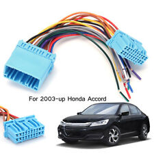 Car Radio Speaker Wiring Harness Adapter Connector Plug For 03-up Honda Accord