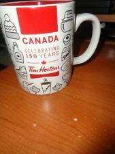 Tim Hortons Canada 150 Years  Limited Edition Mug