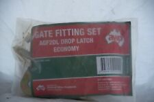 AWP Gate Fitting AGF2DL Drop Latch Economy Set