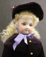 OUTSTANDING ANTIQUE   JUMEAU   FRENCH FASHION DOLL