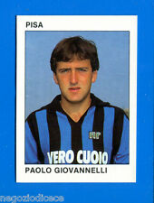 CALCIO FLASH '84 Lampo - Figurina-Sticker n. 204 - P. GIOVANNELLI - PISA -New