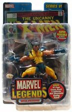 Marvel Legends Series VI Wolverine Unmasked Variant Action Figure Toy Biz