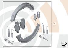 BMW Genuine Hand Brake Shoes Service Kit / Repair Set E83 X3 Series 34212357228