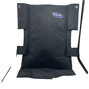 Invacare Action NG 2 Wheel chair seat back canvas cushion