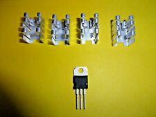 To 220 Transistor Heat Sink 4pk Dynaco Hafler Others