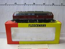 Digital FLEISCHMANN HO 4232 Locomotiva Diesel BR 218 306-0 DB (rg/ro/94-63s9/1)