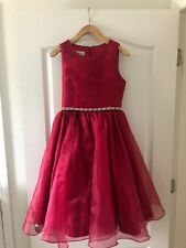 Couture Princess Girls Christmas Dress size 16