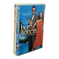 Burn Notice: Season 1 & 2 - DVD - Brand New Sealed Season One & Two