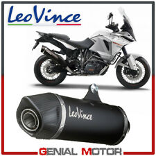 Exhaust Leovince Nero Stainless Steel Ktm 1290 Super Adventure 2015 > 2016