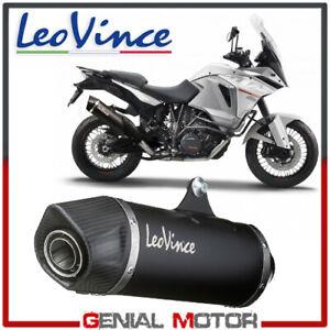 Exhaust Leovince Nero Stainless Steel Ktm 1290 Super Adventure 2015 > 2016