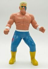 1994 WCW OSFTM Sting Blue & Yellow Wrestling Figure by Toymakers (LJN Style)