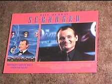SCROOGED 1988 LOBBY CARD #2
