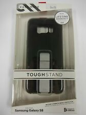 CaseMate ToughStand for Samsung Galaxy S8 - Black with Kickstand