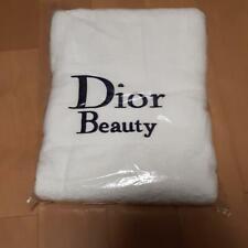 Christian Dior Novelty Bath Towel White Black