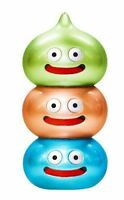 Dragon Quest Metalic Monsters Gallery Slime Tower Figure NEW from Japan