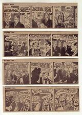 Mickey Finn by Lank Leonard - 26 daily comic strips - Complete March 1958