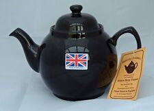 Brown Betty Teapot - 6 cup U.K. Made by Adderley Ceramics - Tea Pot