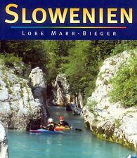Slovenija KNJIGA Slowenien Buch Book Deutsch Slovenci Lore MarrBieger Landschaft