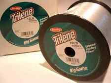 BERKLEY TRILENE BIG GAME 10 pound 6000 yards Clear Fishing Line only $39.99