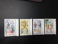 """cn 46 CHINA stamp J-113, """"ZHENG HE'S EXPEDITION TO WEST SEAS"""" STAMP SET MNF"""