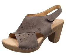 Cuban Heel Women's 100% Leather Sandals & Beach Shoes