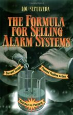 The Formula for Selling Alarm Systems, Sepulveda 9780750697521 Free Shipping.=