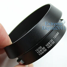 Metal Lens Hood for Leica M35/3.5 M35/2.8 50/2.8 50/3.5 E39 Mount Lens as 12585