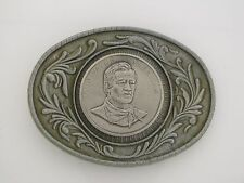 Vintage John Wayne Coin Belt Buckle