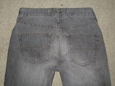 Bullhead Size 28 / 30 Skinny Gray Denim Mens Jeans